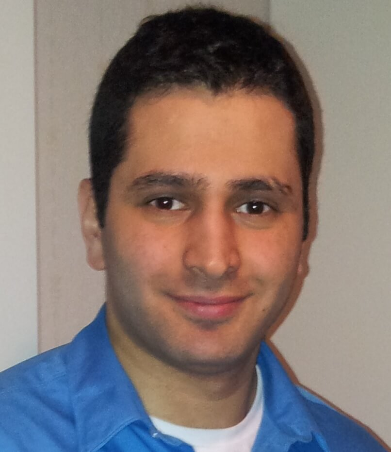 Picture of Omid Pasbakhsh